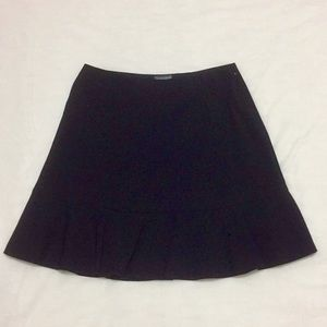 3 for 25$ Vince Camuto Black Skirt  (8) L-19 1/2